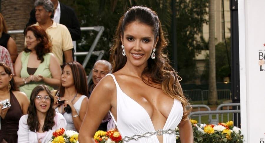Marlene Favela, actriz.