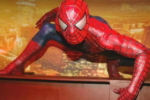 Spider-Man. Pulzo.