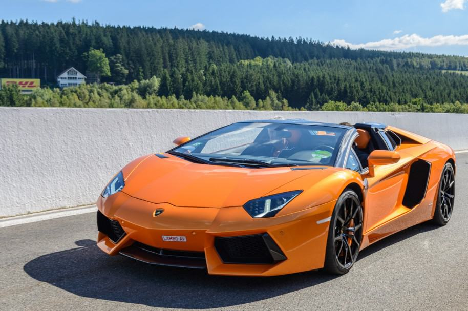 Lamborghini. Pulzo.