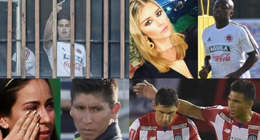 Controversias del deporte colombiano en 2017