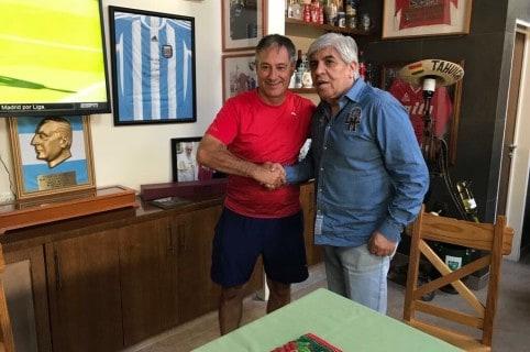 Técnico de Independiente