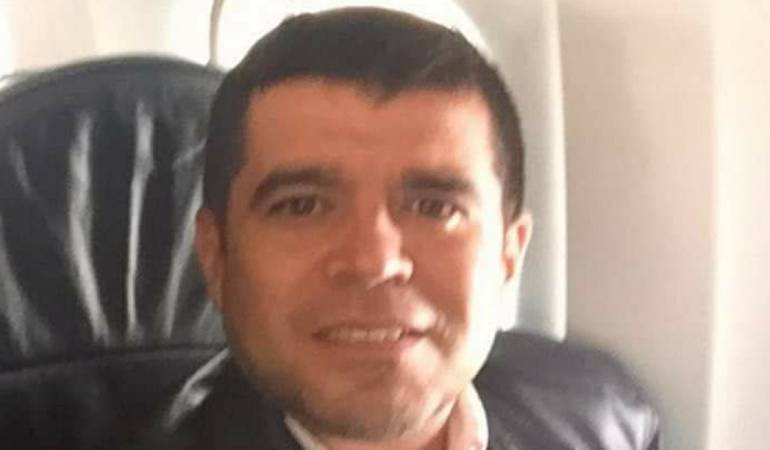 Hernán Eduardo Ruiz Muñoz, arquitecto secuestrado