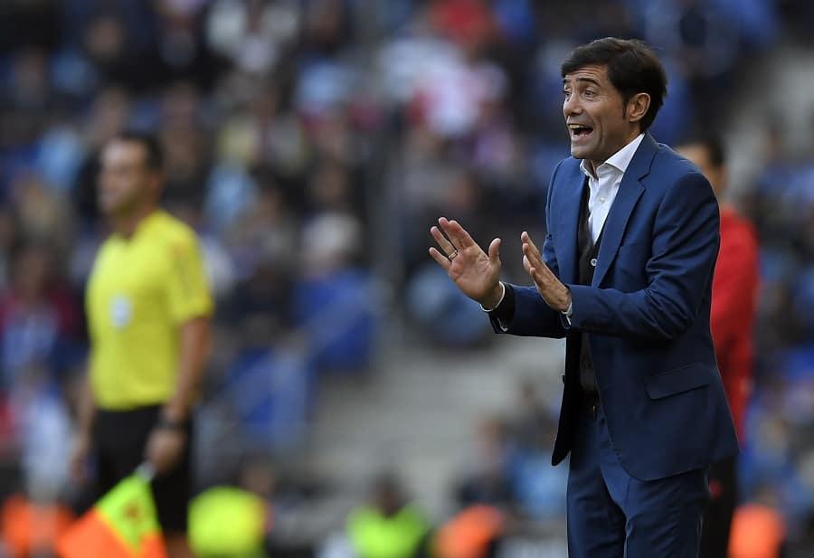 Marcelino García Toral, entrenador de Valencia
