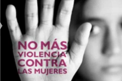 Mujeres víctimas de violencia