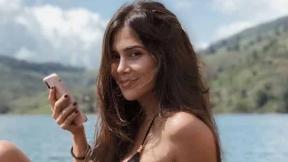 Greeicy Rendón, actriz y cantante.