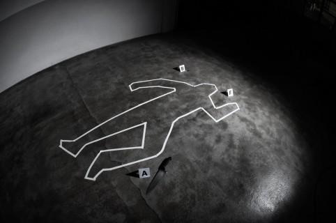 Escena de lcrimen - Asesinatos