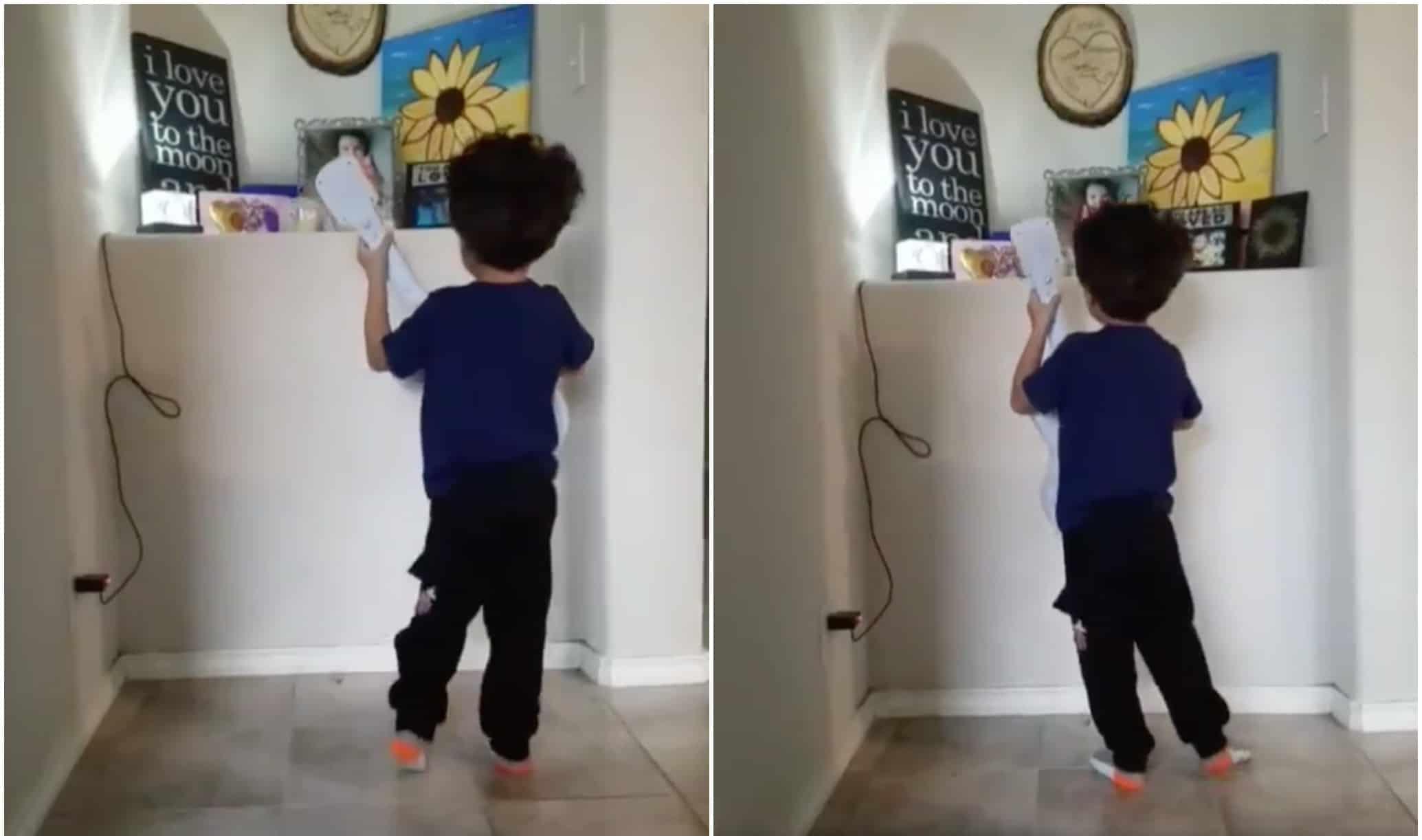 Niño canta 'Remember Me', de 'Coco', a su difunta hermana. Pulzo.