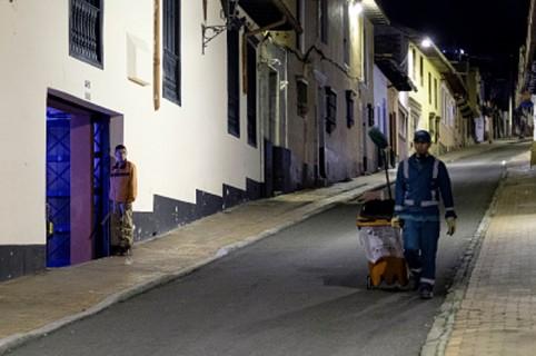 Basuras Bogotá