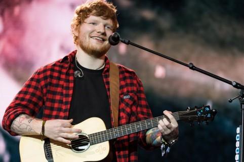 Ed Sheeran. Pulzo.
