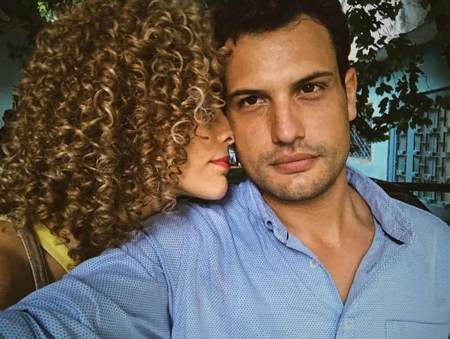 María Elisa Camargo y Roberto Urbina