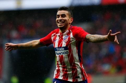Ángel Correa, del Atlético de Madrid