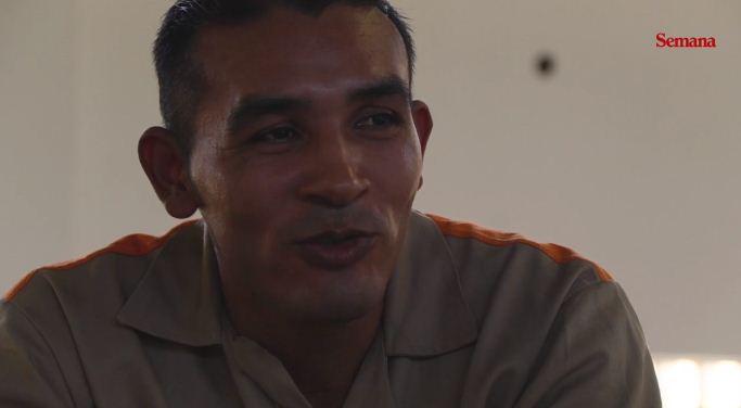 Luis Gregorio Ramírez, asesino confeso