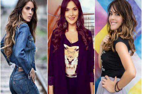 Sara Corrales, Margarita Reyes y Cristina Umaña. Pulzo.