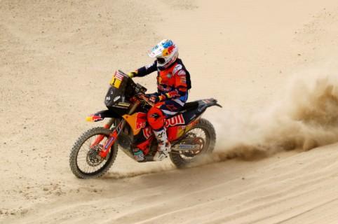 2018 Dakar Rally - Day Two