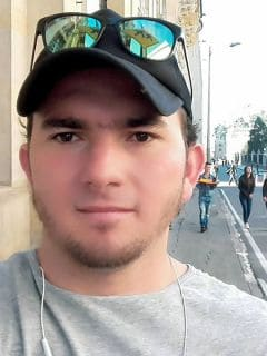 Héctor Fabián Trujillo Peinado, víctima fatal