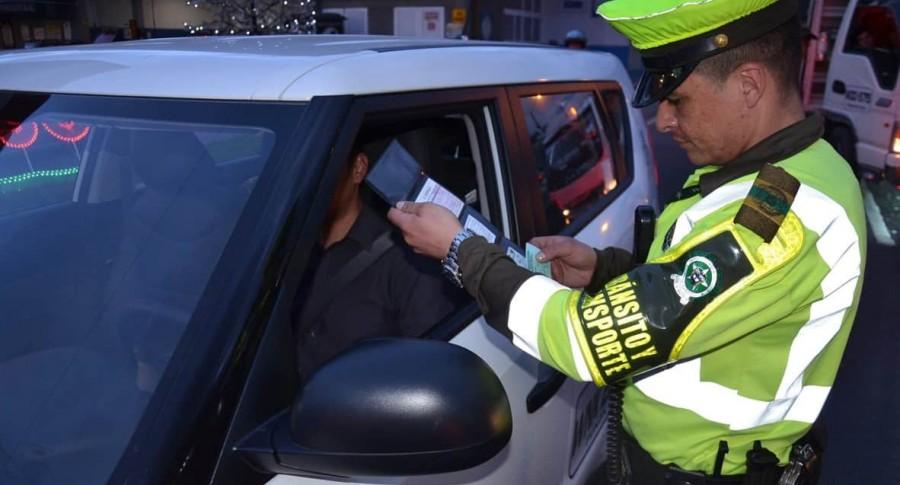 Policia de Tránsito