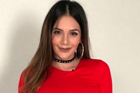 Lina Tejeiro, actriz colombiana.