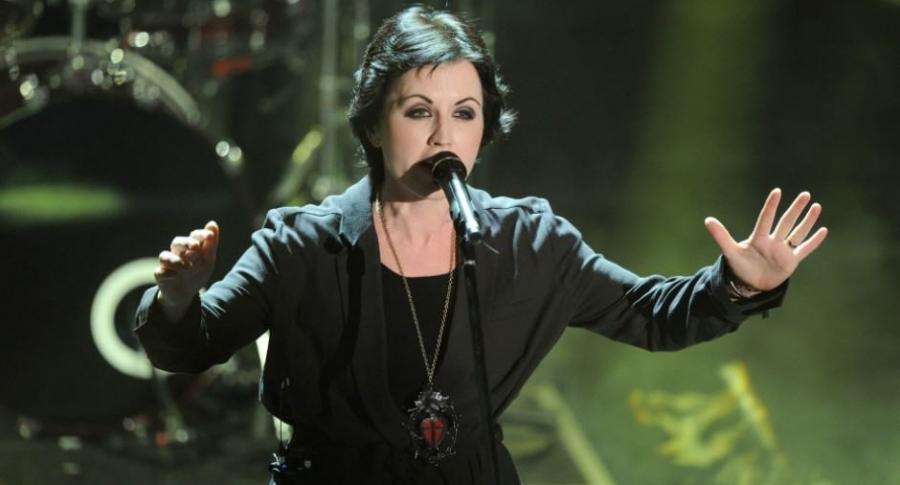 Dolores O'Riordan, cantante fallecida de The Cranberries.