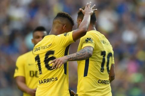Boca Juniors vs Belgrano - Superliga 2017/18