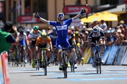 Carrera Tour Down Under 2018 en Australia