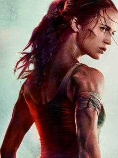 Lara Croft, de 'Tomb Raider'. Pulzo.