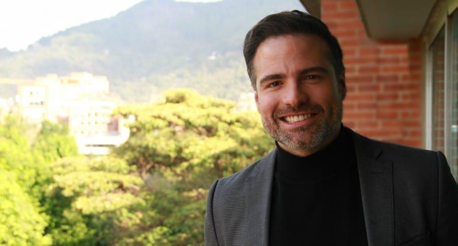 Roberto Manrique, actor.