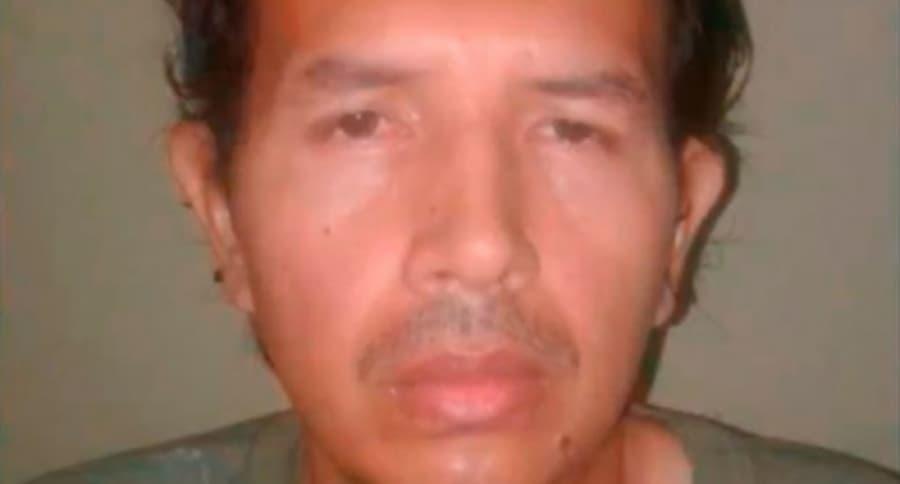 Juan Carlos Sánchez Latorre, alias 'Lobo Feroz', violador de menores en Barranquilla. Pulzo.