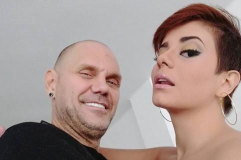 Amaranta y Nacho Vidal