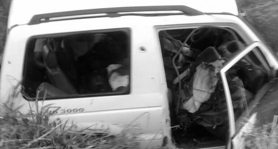 Vehículo atacado en el Cauca
