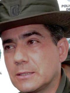 Coronel (r) Mauricio Miranda