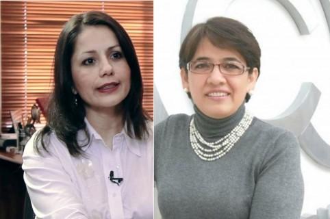 Claudia Morales y Yolanda Ruiz (RCN y Archivo)