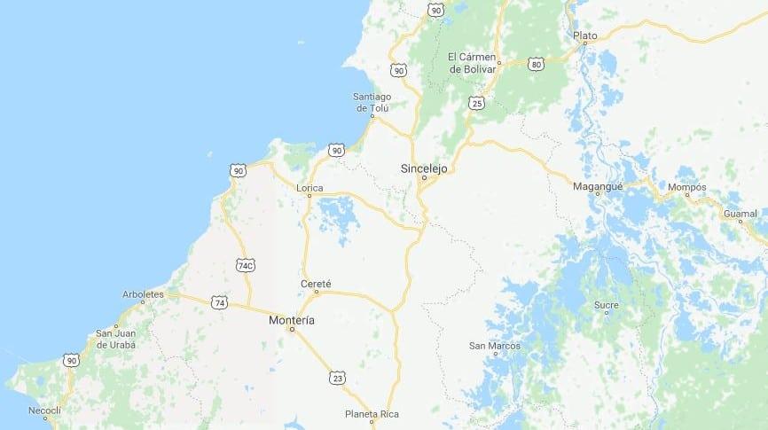 Temblor Sucre