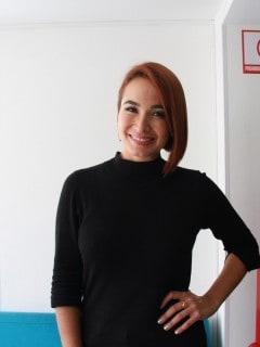 Majida Issa, actriz.