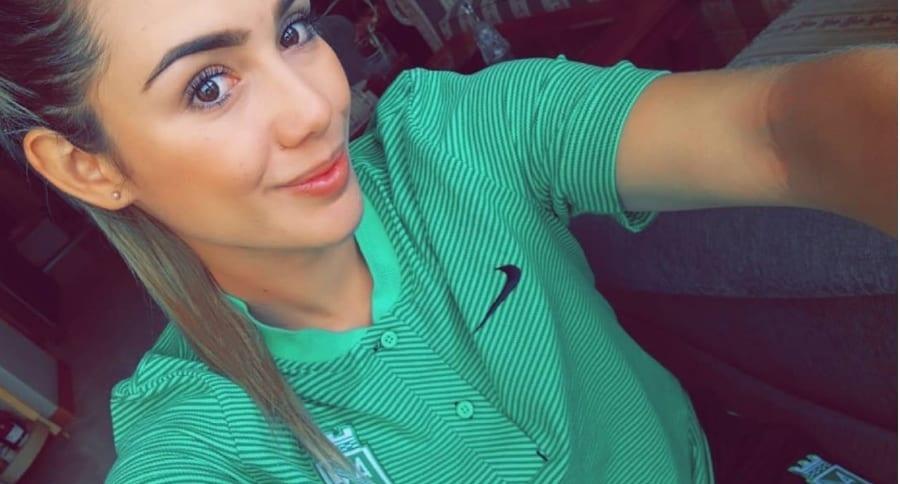 María Alejandra Arbelaez jugadora de Nacional