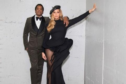 Jay-Z y Beyoncé. Pulzo.