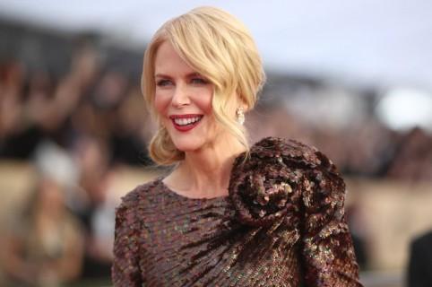 Nicole Kidman. Pulzo.