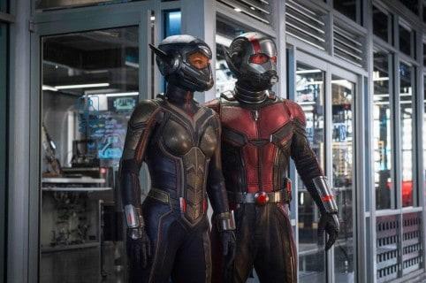 Ant-Man y la Avispa. Pulzo.