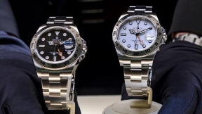 Relojes Rolex. Imagen de ilustración