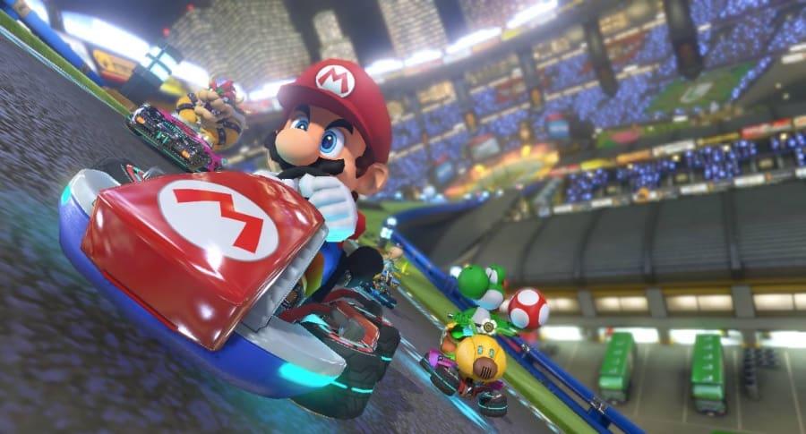 Mario Kart. Pulzo.