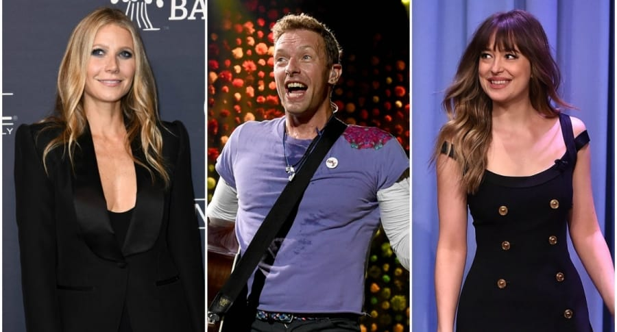 Gwyneth Paltrow / Chris Martin / Dakota Johnson