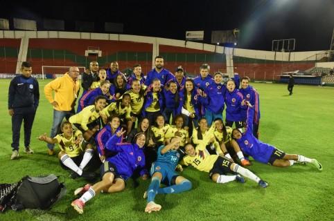 Colombia venció 2-0 a Venezuela en la última fecha del Sudamericano Sub-20