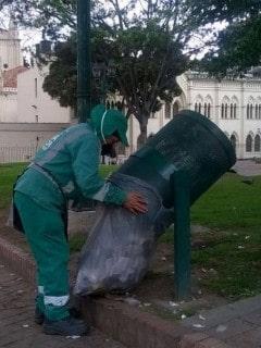 Recolección de basura