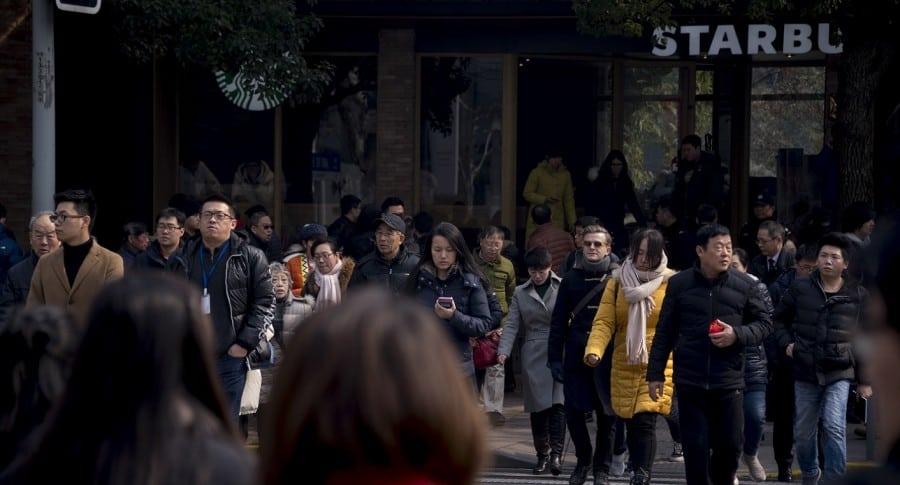 Atropello masivo en China