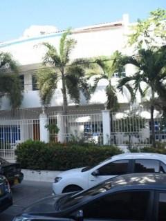 Enilce López y su casa