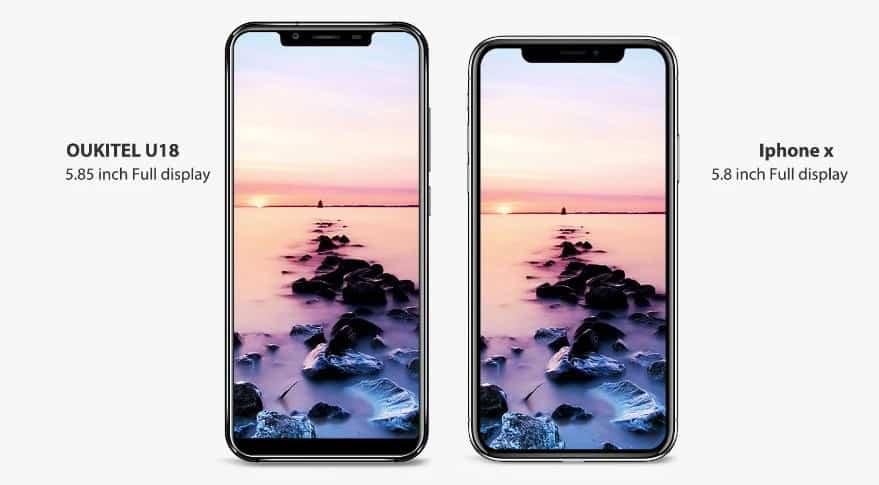 Clon iPhone X