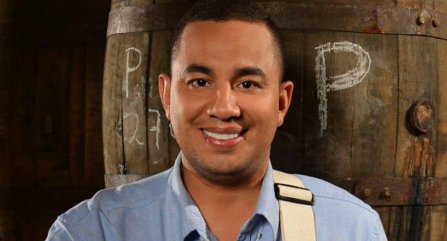 Pipe Peláez, músico colombiano.