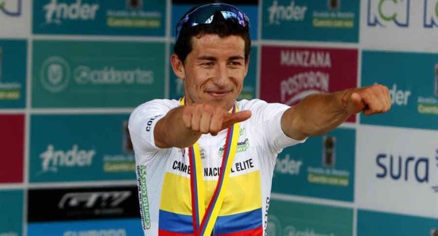 Sergio Luis Henao.