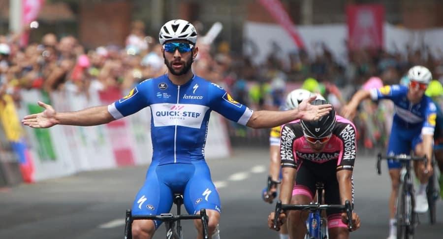 Primera etapa de la carrera Colombia Oro y Paz