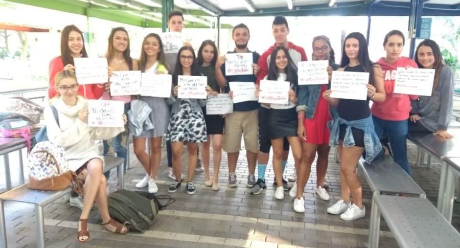 Estudiantes UPB