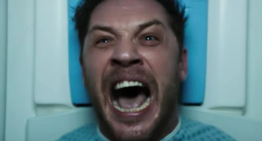 'Venom', protagonizada por Tom Hardy.